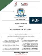 Professor de Historia
