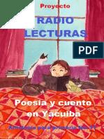 Proyecto Radio Lecturas en Yacuiba