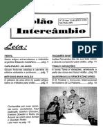 Revista Violão Intercâmbio - Nº 29 Ano VI Mai_Jun - 1998