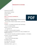 Probabilité Et Statistique. Cours 1