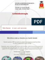 3 Antibioticoterapia ACTUALITĂȚI MEDICALE în practica chirurgului OMF.ppt