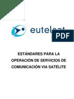 Eutelsat Americas Estándar Técnico