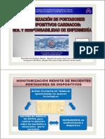 Rol y Responsabilidad de Enfermería en Monitorización _(FAC_) 2013