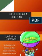 Derecho de Libertad
