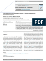 PAPER a Cost-based Integrated Importance Measure of System Components for Preventive Maintenance