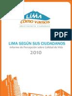 Informe Lima Como Vamos