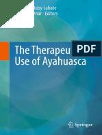 Uso de la Ayahuasca