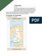 Geografía de Finlandia