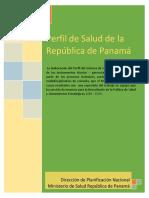 Perfil de Salud de La Republica de Panama Final