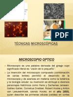 Técnicas Microscópicas-Clase Nº 3