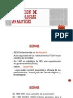 metodologías analíticas