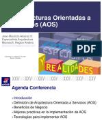 HaciaArquitecturaSOA-MauricioAlvarez