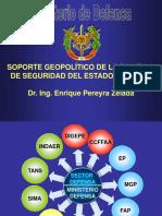 4.La Geopolitica Como Soporte de La Politica de Seg. y Def. Na