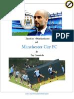 Mandamientos del Manchester City de Guardiola