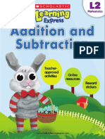 Math Addition and Subtraction L2