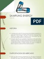 Sampling Energy