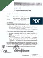 Oficio Multiple n. Deg124-2019 Cuentas Corrientes Aperturadas a Favor de Instituciones Educativas Con Ruc de La Unidad