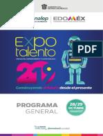Expo Talento Conalep Edomex 2019: