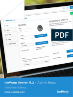 Whats New Admin News Web Version