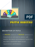 Pestle Analysis of CDO Foodsphere