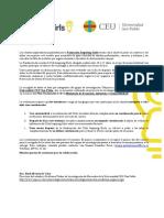 Explicacion Proyecto Investigacion Universidad San Pablo CEU Vf