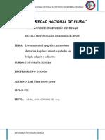 Topo Minera Informe IV