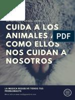 Canva Cuida a Los Animales