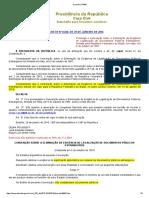 Decreto nº 8660-16 - Concenção de Haia