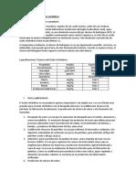 Estudio de Mercado HCl