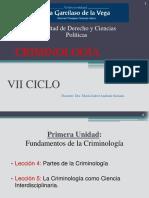 CRIMINOLOGÍA 2-Diapositivas