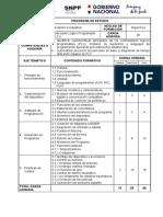 Plan PLC I SNPP