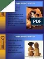 Apresentação Das Habilidades Sociais