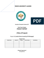 Template-07 - Final Project Report