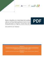 Retos y Desafíos Población Habitante Calle 20190902