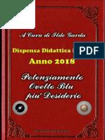 I Casti 2018 Esercizio Ponteziamento Ovetto Blu Piu Desiderio