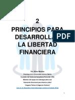 E-book 2 Principios Para La Libertad Financiera