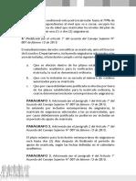 Reglamento Pregrado UIS - Modificación de Matrícula