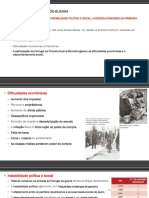 1.5. Portugal No Primeiro Pós-guerra