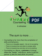 Counseling 101