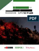 incendio forestal corto y mediano largo plazo