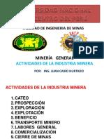 Tema 07- Mg -Actividades Minería