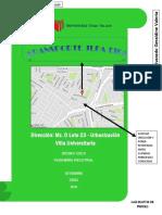 Modelo Folder a Entregar a Su Asesor de Prácticas Preprofesionales Ind-ucv-2019-2
