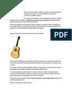Origen de La Guitarra