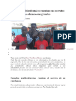 Escuelas multiculturales cuentan sus secretos para incluir a alumnos migrantes.docx