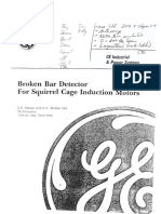 Broken Bar Detector Klim an Rao