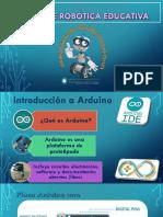 Ateneo Robotica Introduccion a Arduino