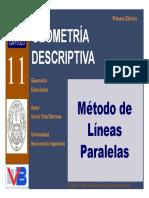 Cap. 11 - Método de líneas paralelas - Vidal.pdf