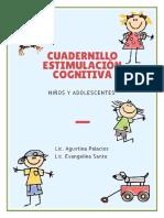 Cuadernillo Estimulación Cognitiva Niños (1)
