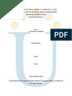 Actividad Individual Fase 2 Ecologia Humana