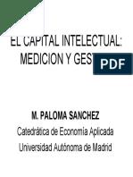 Capital Intelectual Hoy en dia
